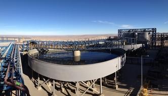 KGHM chce zwiększyć produkcję w Sierra Gorda