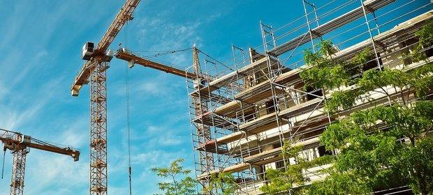 Inwestorzy złożyli blisko 100 wniosków o budowę ponad 4,5 tys. mieszkań