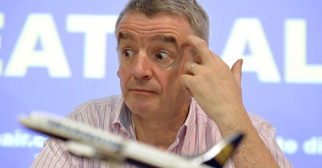 Michael O'Leary przewiduje konsolidacje rynku lotniczego w Europie