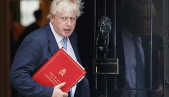 Szef MSZ Wielkiej Brytanii chce twardego wyjścia z Unii. Zaskakujące słowa Johnsona