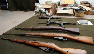 Nielegalna broń. Po Polski próbowano przemycić działko przeciwlotnicze i tysiące pocisków