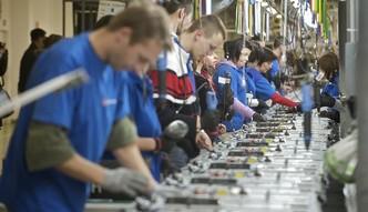 Produkcja przemysłowa w lutym wzrośnie o ok. 3 proc.