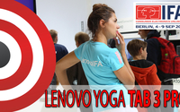 Tablet z projektorem DLP - Lenovo Yoga Tab 3 Pro z IFA 2015
