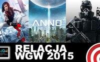WGW 2015: Anno 2205, Mirror's Edge Catalyst, The Division, Rainbow Six Siege