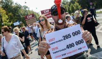 """Zyski NBP na pomoc frankowiczom. """"Stop Bankowemu Bezprawiu"""" chce nowego funduszu wsparcia"""