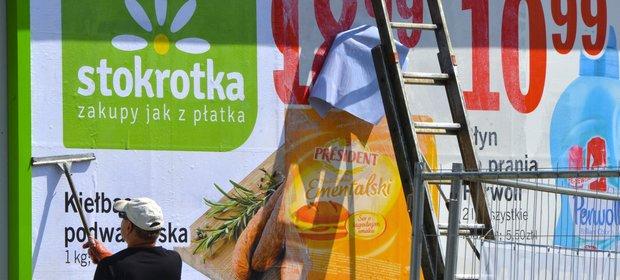 """Grupa Emperia tworzy sieć ponad 380 supermarketów i marketów """"Stokrotka"""" zlokalizowanych na osiedlach, w mini-centrach i galeriach handlowych."""