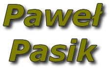 PAWEŁ PASIK