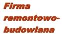 FIRMA REMONTOWO-BUDOWLANA