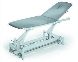 Duo Luxe Dwuczęściowy stół rehabilitacyjny z regulacją za pomocą ramy