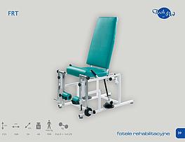 FRT Fotel do ćwiczeń oporowych stawu kolanowego
