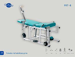 FRT-B Wielofunkcyjny fotel do ćwiczeń oporowych