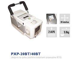 PXP-40BT Zasilany bateryjnie przenośny rentgen weterynaryjny