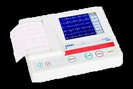 AsCARD Red3 v.101 Elektrokardiograf