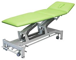 Terapeuta M-S3.F4 Stół do masażu i rehabilitacji - trzysekcyjny