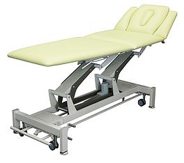 Terapeuta M-S5.F0 Stół do masażu i rehabilitacji - pięciosekcyjny