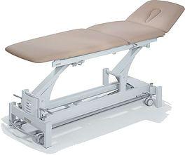 Trioplus Advanced Trzyczęściowy stół rehabilitacyjny