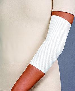 Opaska stawu łokciowego przeciwreumatyczna - z apreturą bursztynową
