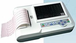 6 Kanałowy Cyfrowy Elektrokardiograf - CMS 600G