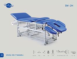 SM-2 H Stół do masażu z hydrauliczną zmianą wysokości