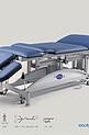 SM-H Stół do masażu z hydrauliczną regulacją wysokości