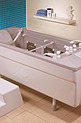 Worishofen UW GI 1800 AC Wanna do masażu podwodnego i kąpieli elektryczno-wodnych