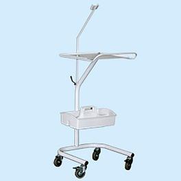 Wózek WB5 v.001 do elektrokardiografów serii AsCARD