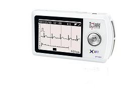 XFT-8001 Domowy monitor  EKG