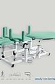 SR-I Wielofunkcyjny stół rehabilitacyjny