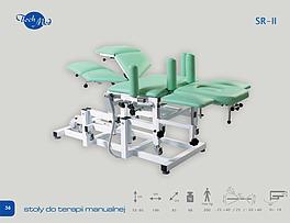 SR-II Wielofunkcyjny stół rehabilitacyjny