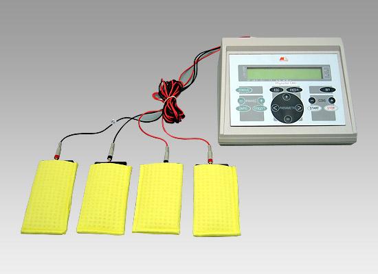 Dodatkowe Stim D65 & TENS Dwukanałowy aparat do elektroterapii - Sprzęt LH82