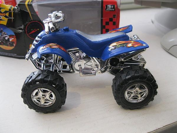 zabawka - motocykl