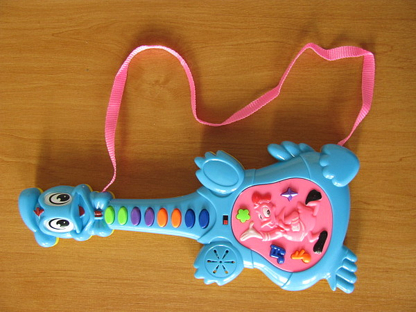 zabawka - gitara