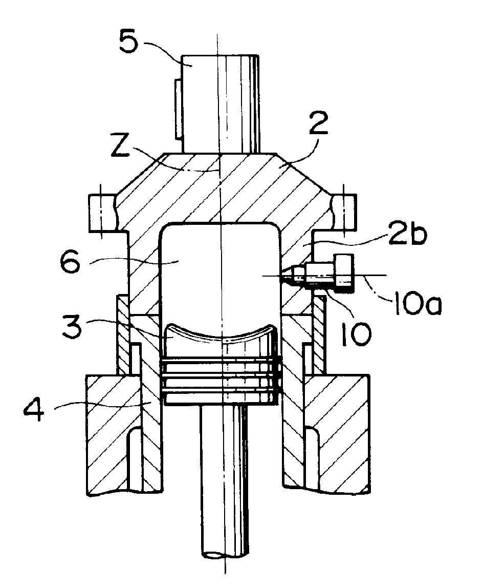 Pokrywa cylindra do silnika wysokoprężnego