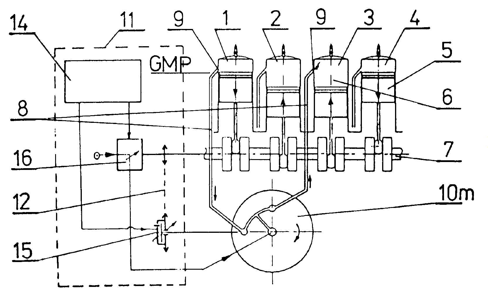 Czterosuwowy Wielocylindrowy Silnik Spa Wynalazki W Tech Money Pl
