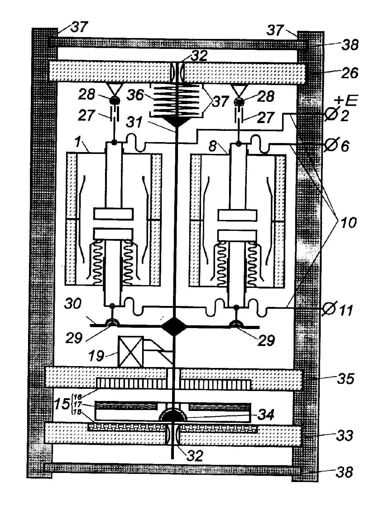 Wyłącznik hybrydowy prądu stałego