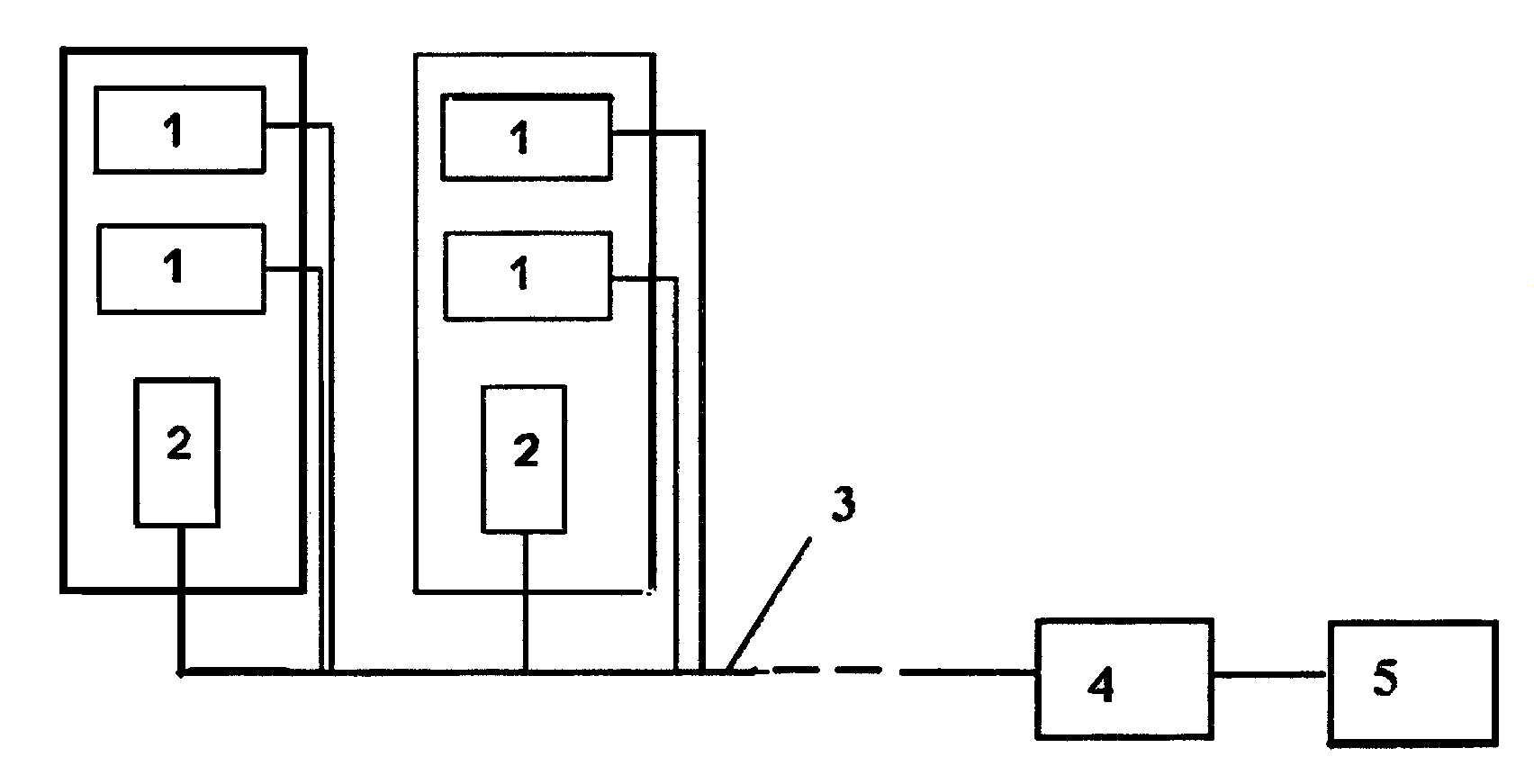 Sposób eksploatacyjnego monitorowania lokalizacji liny nośno-napędowej