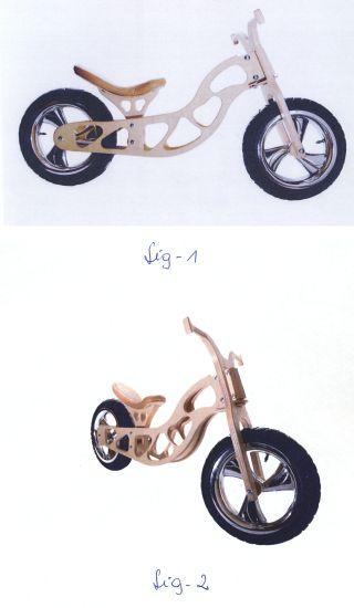Rowerki biegowe
